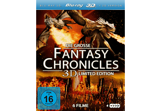 Die große Fantasy Chronicles (3D Limited Edition) - (3D Blu-ray)