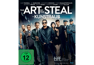 The Art of the Steal - Der Kunstraub - (Blu-ray)