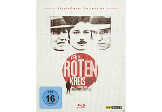 Vier im roten Kreis (StudioCanal Collection) [Blu-ray]