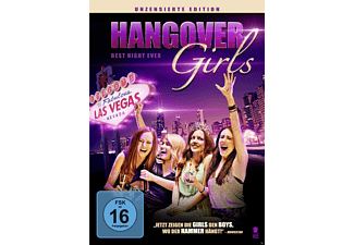 Hangover Girls - (DVD)