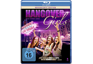 Hangover Girls [Blu-ray]