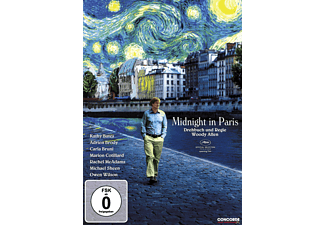 Midnight in Paris Komödie DVD