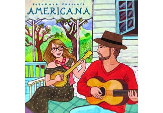 VARIOUS - Americana (New Version) [CD]