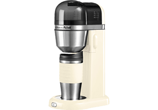 KITCHENAID 5KCM0402EAC, Kaffeemaschine, Almondcream