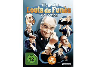 Louis de Funes Collection - (DVD)