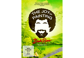 Bob Ross - The Joy of Painting - Kollektion 1 [DVD]
