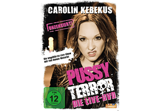Pussy Terror - Live - (DVD)