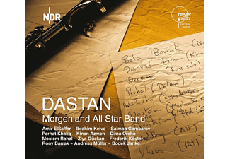Morgenland All Star Band - Dastan-Morgenland All Star Band [CD]