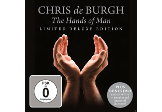 Chris de Burgh - The Hands of Man (Limited Deluxe Edition) - (CD + DVD)