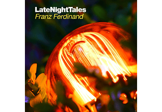 Franz Ferdinand - Late Night Tales (CD+MP3) [CD]