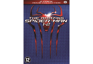 The Amazing Spider-Man 1 & 2 DVD