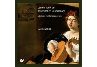 Joachim Held - Lute Music From Renaissance Italy - (CD)