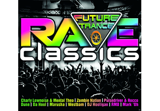 VARIOUS - Future Trance - Rave Classics - (CD)