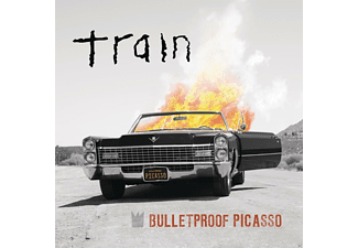 Train - Bulletproof Picasso [Vinyl]