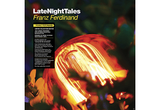 Franz Ferdinand - Late Night Tales (2lp+Mp3/180g/Gatefold) - (LP + Download)