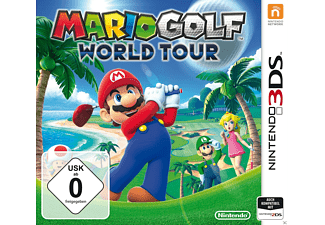 Mario Golf World Tour [Nintendo 3DS]