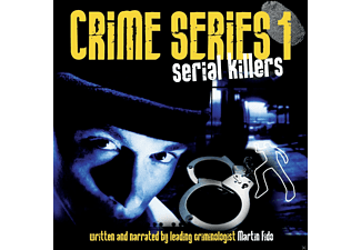 Martin Fido - Crime Series 1 - Serial Killers - (CD)
