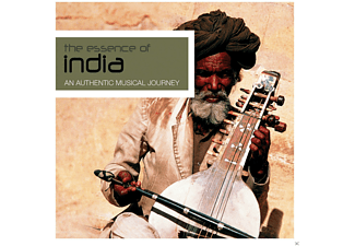 The Sign Posters - The Essence Of India - An Authentic Musical Journey - (CD)