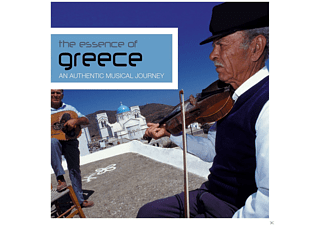 The Sign Posters - The Essence Of Greece - An Authentic Musical Journey - (CD)