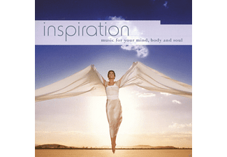 The Sign Posters - Inspiration: Music For Your Mind, Body & Soul - (CD)