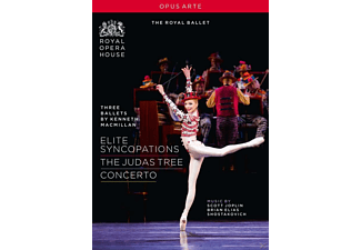 Orchestra Of The Royal Opera House, Royal Ballet - Elite Syncopations/Judas Tree/Concerto [DVD]