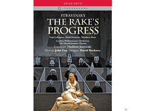 Jurowski/Lehtipuu/Persson - Igor Strawinsky - The Rake's Progress - (DVD)