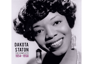 Dakota Staton - Dakota Staton - The Complete 1954-1958 - (CD)