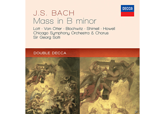 VARIOUS - Mass In B Minor - (CD)