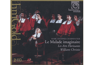 William Christie, Les Arts Florissants - Le Malade Imaginaire - (CD)