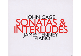 James Tenney - Sonatas & Interludes 1946-1948 - (CD)