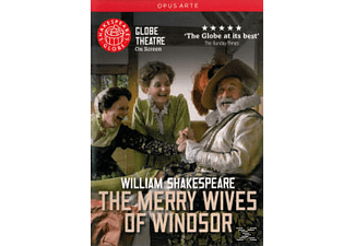 Benjamin/Evans/Woodward - The Merry Wives Of Windsor - (DVD)