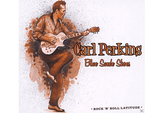 Carl Perkins - Blue Suede Shoes [CD]