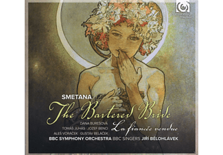 BBC Symphony Orchestra, Bbc&singers - The Bartered Bride - (CD)