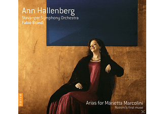 Stavanger Symphony Orchestra, Ann Hallenberg - Arias For Mariette Marcolini - (CD)