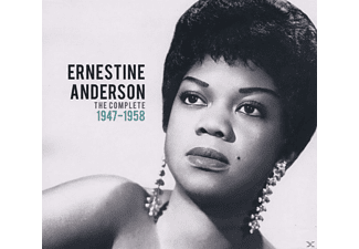 Ernestine Anderson - The Complete 1947-1958 - (CD)