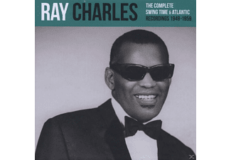 Ray Charles - Complete Swing Time & Atlantic - (CD)