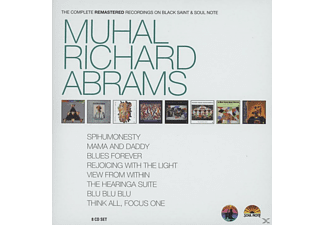 Muhal Richard Abrams - Muhal Richard Abrams - (CD)