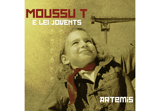 Moussu T E Lei Jovents - Artemis - (CD)