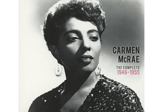 Carmen McRae - Carmen McRae - The Complete 1946-55 - (CD)