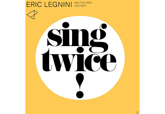 Legnini, The Afro Jazz Beat, Eric Legnini & The Afro Jazz Beat - Sing Twice! - (CD)