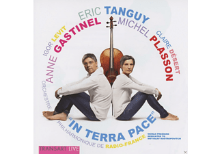 Michel Plasson, Anne Gastinel, Claire Desert, Igor Levit, Orchestre Philarmonique de Radio France - In Terra Pace - (CD)