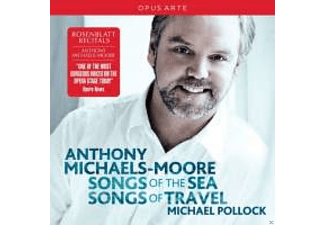 Anthony Michaels-moore, Michael Pollock - Songs Of The Sea/Songs Of Travel - (CD)