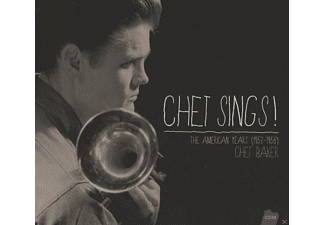 Chet Baker - Chet Sings! - (CD)