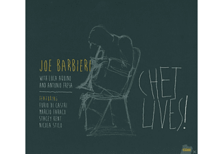 Joe Barbieri - Chet Lives! - (CD)