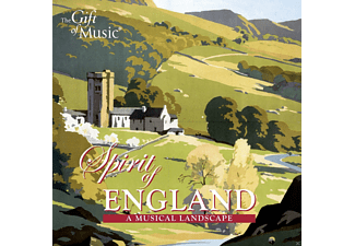 VARIOUS - Spirit Of England - A Musical Landscape - (CD)