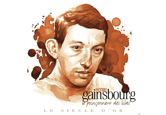 Serge Gainsbourg - Serge Gainsbourg-Le Poinconneur - (CD)