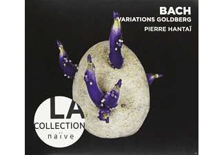 Pierre Hantai - La Collection Naive - Goldberg Variationen Bwv 988 - (CD)