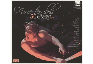 Janet Williams, Rene Jacobs, Concerto Köln - Furie Terribili-30 Barockopernhits - (CD)