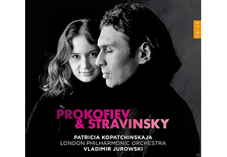 Patricia Kopatchinskaja, London Philharmonic - Violinkonzerte - (CD)