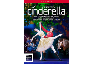 Anna Tsygankova, Matthew Golding, Dancers of Dutch National Ballet, Holland Symfonia - Cinderella [DVD]